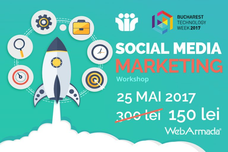social-media-marketing-bucharest-technology-week
